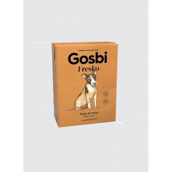 Alimento húmedo Fresko de Pollo, Gosbi