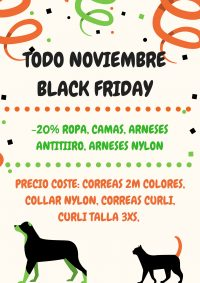 Black Friday todo Noviembre