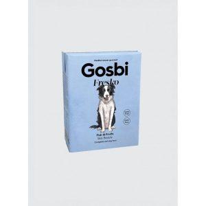 Fresko Alimento húmedo de pescado de Gosbi