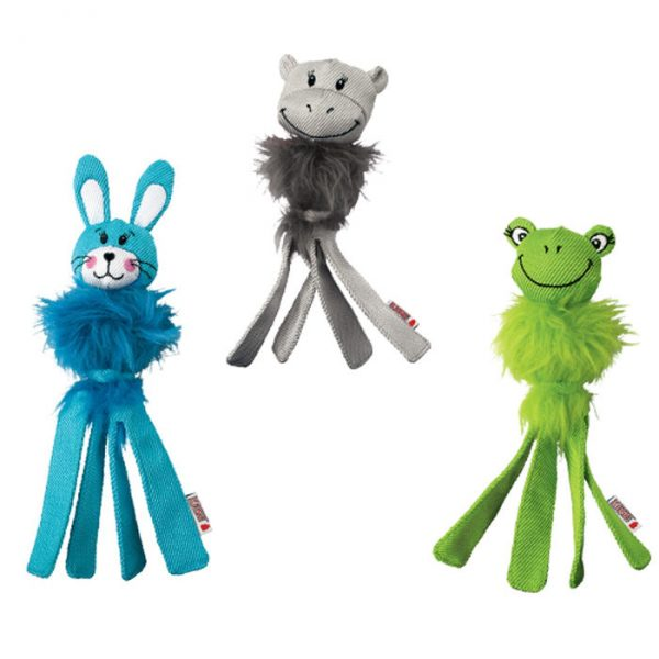 Muñecos para perros Wubba Kong