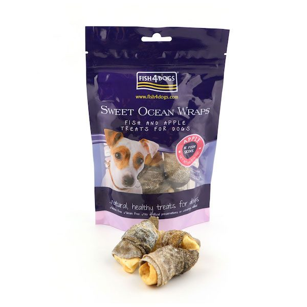 Fish4dogs Sweet Ocean Wraps