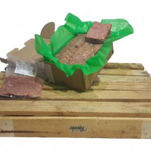 Bolsa de 500 gramos de menú de tenera de Squeaky